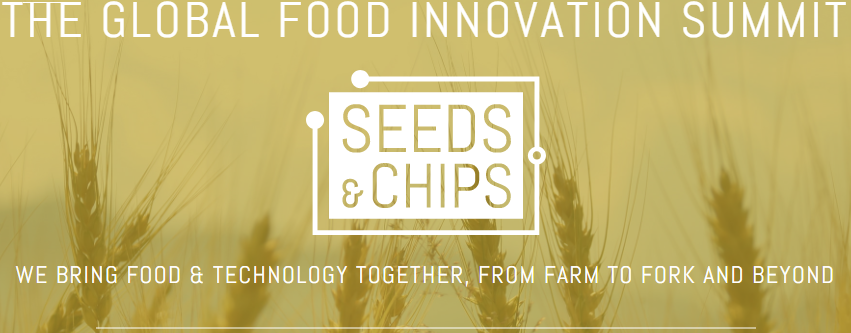 Let's meet at Seeds&Chips!! May 8-11, 2017 / Milano